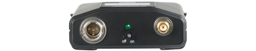 SHURE B帯デジタルワイヤレストランスミッター(ULXD1-JB)