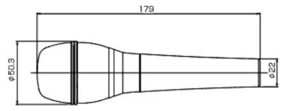 オーディオテクニカ ダイナミックマイク(ATM61HE)