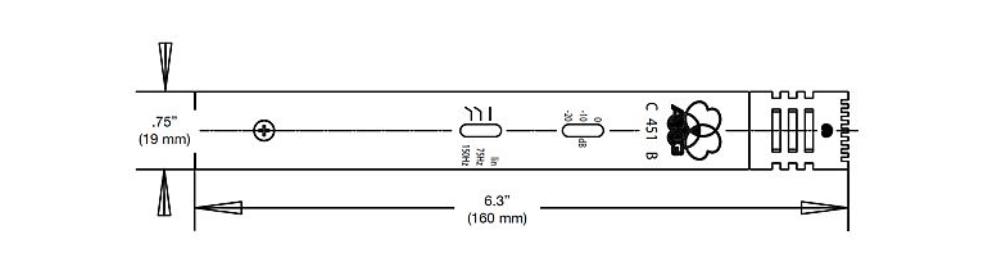 AKG コンデンサーマイク(C451B)