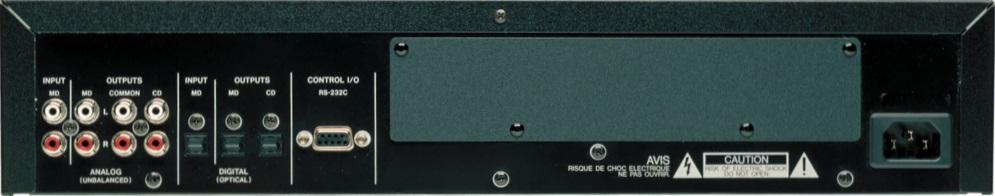 TASCAM MD/CDプレーヤー(MD-CD1MKⅡ)