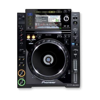 Pioneer CDJ(CDJ-2000)