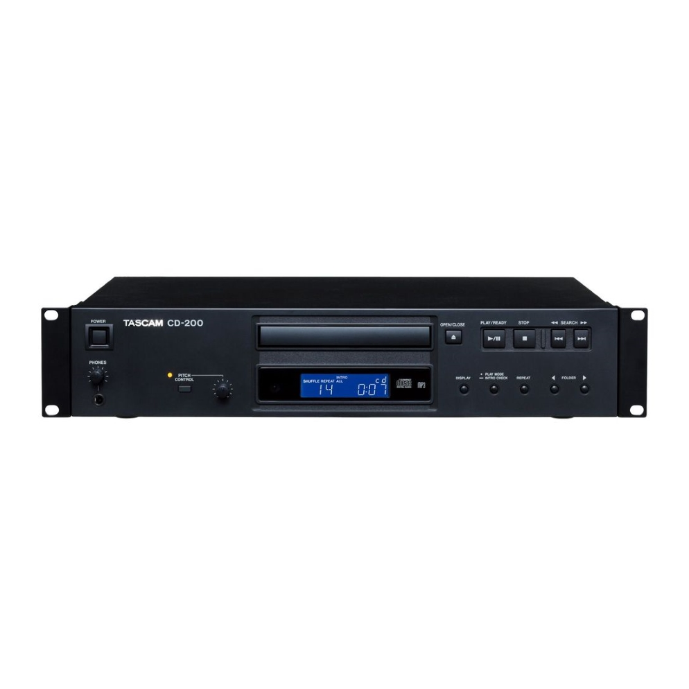 TASCAM CDプレーヤー(CD-200)