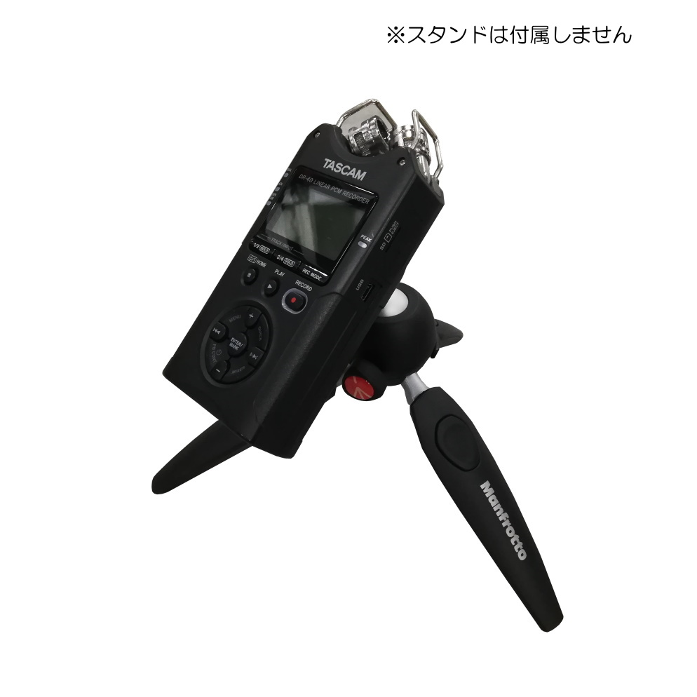 TASCAM リニアPCMレコーダー(DR-40)