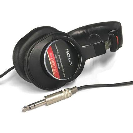 SONY ヘッドホン(MDR-CD900ST)