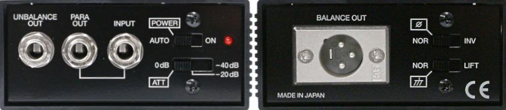 BOSS ダイレクトボックス(DI-1)