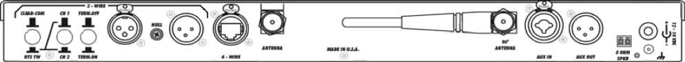 HME デジタルワイヤレスインカム(BS200) 親機
