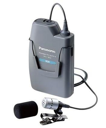 Panasonic パナガイド用タイピン型送信機(WX-1800)