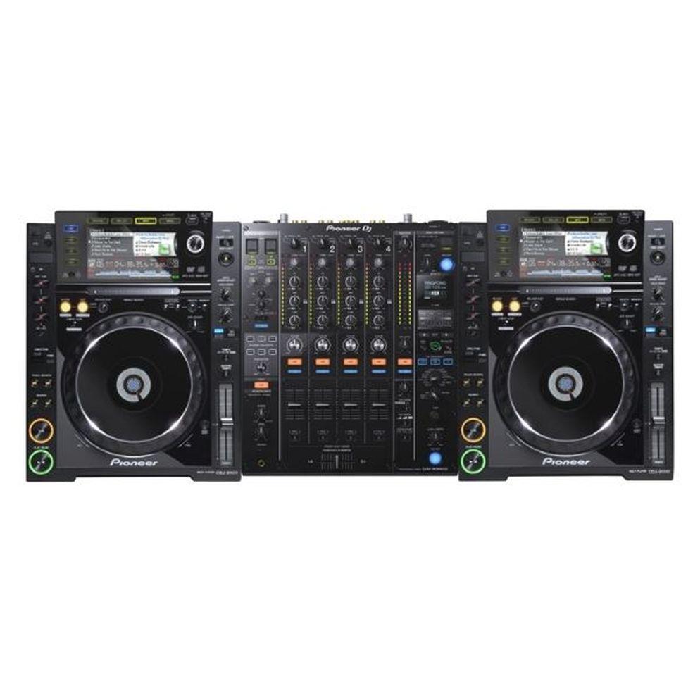 Pioneer CDJセット(CDJ-2000/DJM-900NXS2)