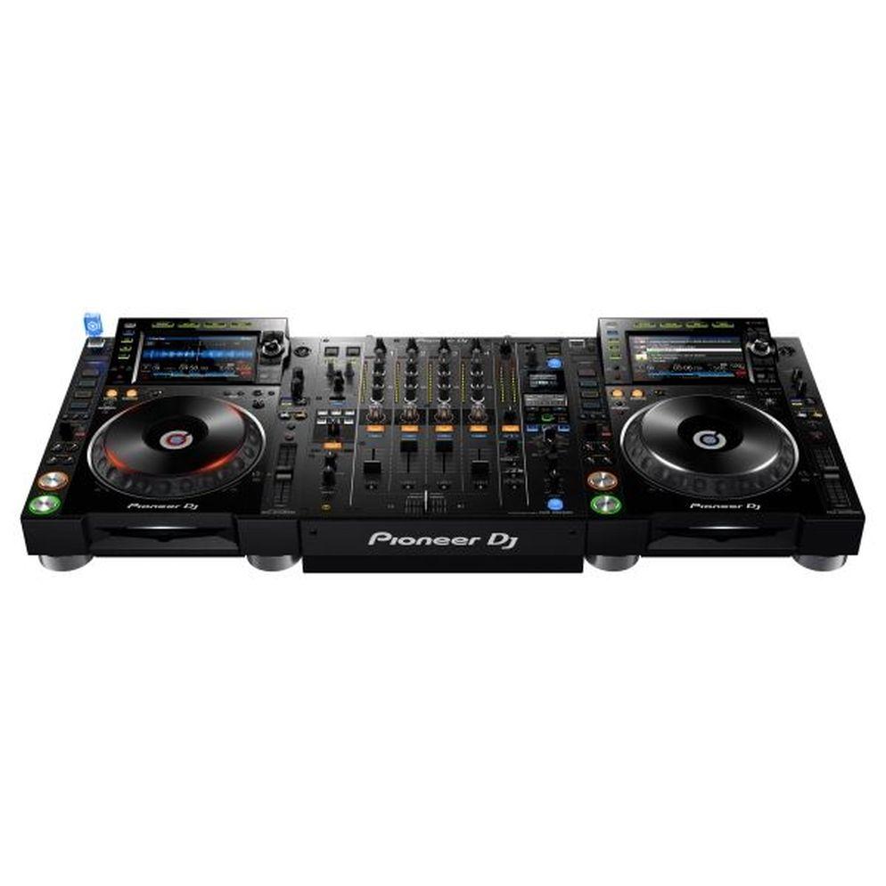 Pioneer CDJセット(CDJ-2000NXS2/DJM-900NXS2)