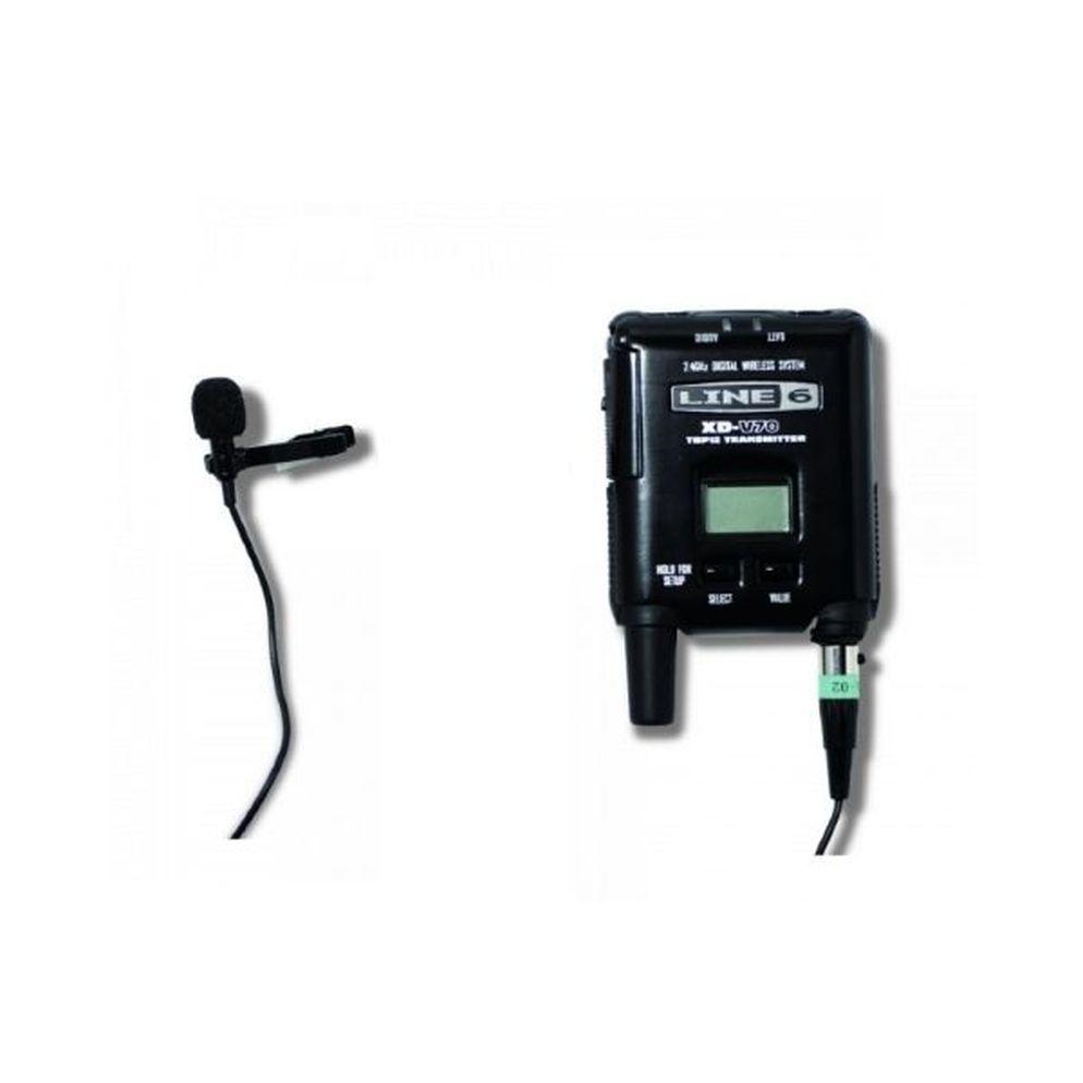 2.4GHz帯ワイヤレスピンマイク(LM4-T) トランスミッター付