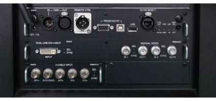 BARCO 3チップDLPプロジェクター(HDX-W20)