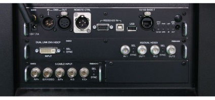 BARCO 3チップDLPプロジェクター(HDX-W18)