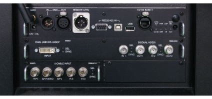 BARCO 3チップDLPプロジェクター(HDX-W16)
