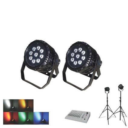 GONG LEDウォッシュライト2灯セット(GT-915IP)